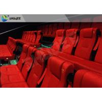 Film Projector 3D Cinema System With Plastic Cloth Cover Chair 100 People Manufactures