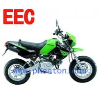 50cc Dirt Bike with EEC Manufactures
