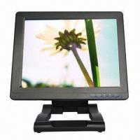 12.1-inch Foldable Stand-alone Monitor, AV/VGA/HDMI®/DVI/YPbPr Input Touch, VESA Holes Manufactures