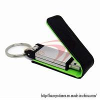 High Quality Leather USB Flash Disk, USB Memory, USB Disk Manufactures