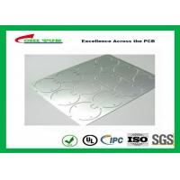 1oz Aluminum Base PCB with High Thermal Conductivity RoHS Lead Free Hal Manufactures
