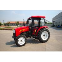 4WD 110HP Small Diesel Compact Farm Tractor With 4 Wheel Drive Manufactures