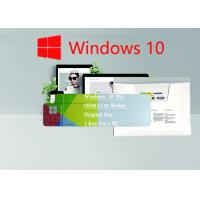 Buy cheap Win 10 Pro key code 1 key for 1 pcs FQC-08983 made in Korea Global Use from wholesalers