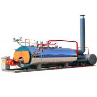 China High Thermal Efficiency And Lower Cost diesel fired Steam Boiler for corrugated paper on sale