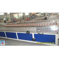 China PP / PE Wall Board Plastic Profile Extrusion Line , PE Profile Extrusion Machinery on sale