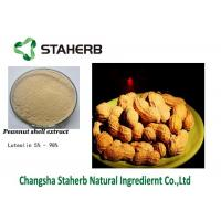 Quality Peanut Shell Herbal Plant Extract for sale