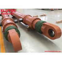 Flange / Trunnion Mill Type Hydraulic Cylinders For Steel Mill Manufactures