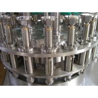 Aseptic Liquid Water Bottle Filling Machinery 3 In 1 Automatic Bottling Machine Manufactures