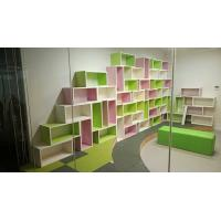 9mm Particleboard Walk In Closet Systems Wardrobe For Bedroom 1 Years Waranty Manufactures