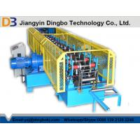 Panasonic PLC Control Color Steel Cable Tray Making Machine 78KW Manufactures