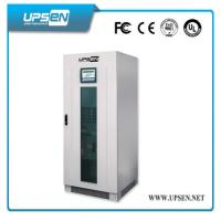 Low Frequency LCD Display 3 Phase Online UPS with Isoltion Transformer Manufactures