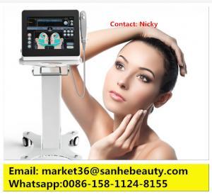 China salon hifu machine / high intensity focused ultrasound hifu for wrinkle removal on sale
