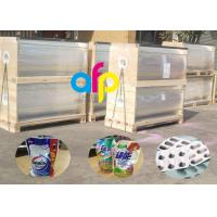 Pharmaceutical BOPA Nylon Film , Customized Width Soft Packaging Wrap Film Manufactures