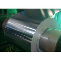 Food Grade Electrolytic Tinplate Sheet In Coil ETP TFS 1.1~11.2g/M2 Manufactures