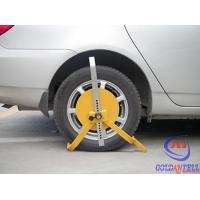 Anti Prizing Safety Rustproof Car Wheel Lock For Parking Management N.  4.8 KG Manufactures