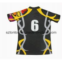 China Sublimation Rugby Jersey 211 on sale