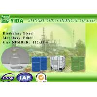 Cas No . 112-59-4 Diethylene Glycol Hexyl Ether For Latex - Based Coating Solvent Manufactures