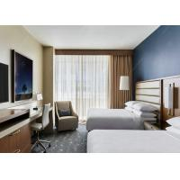 China Deluxe Hotel Bedroom Furniture Suite General Use 5 Star Hotel Room on sale
