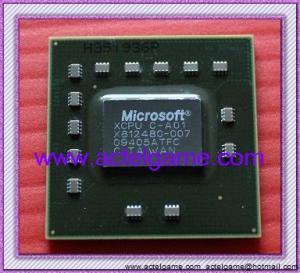 XBOX360 CPU GPU X812480-007 Manufactures