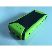 China Black Car Battery Power Bank , Portable Power Bank Car Jump Starter For Laptop on sale