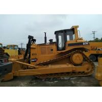 China Caterpillar D7H Used Caterpillar Bulldozer , Used Construction Equipment on sale
