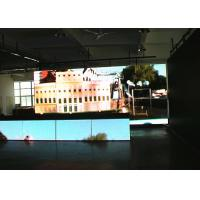 Wall Mounted P10 LED Video Wall Screen , Large Outdoor LED Display Screens Manufactures