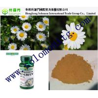 0.8%-1.2% Feverfew Extract parthenolide powder Manufactures