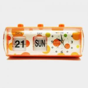 Fashion Calendar Alarm Clock Manufactures