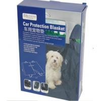 Folding Pet Car Protection Pad With Zipper Waterproof Multi Color Manufactures