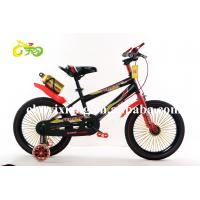 China 16 20inch children bicycle bmx kids mountain bike portable saddle children bike for baby gift on sale
