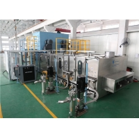 China Curved Glass Washing And Drying Machine on sale