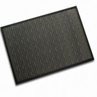 Indoor/Outdoor Floor Mat, Suitable for All Kinds of Flooring, with 4mm Thickness Manufactures