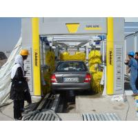 Steel Tunnel Car Washing Machine , TEPO-AUTO Automatic Car Washer Manufactures