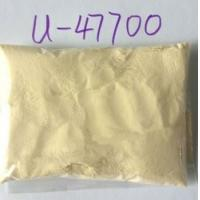U-47700 CAS 82657-23-6 Legal Research Chemicals Chemical Reagent Opioid Analgesic Drug Manufactures