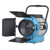 1000w Fresnel Spot Light Theater Stage Lighting Equipment / Multi style tungsten movie light Manufactures