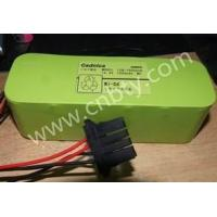 Sanyo Cadnica 12N-1600SCB - 14.4 Volt 1600mAh Battery Pack Manufactures