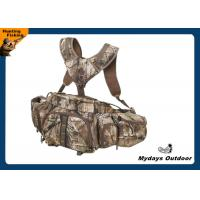 Compact Lumbar Suspension Camouflage Fanny Pack Realtree Max Xtra Manufactures