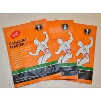 China new package China manufacture for capsicum plaster back patch on sale