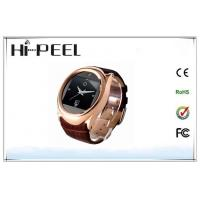Bluetooth 1.3MP Unlock GSM Android 4.0 Smart Watch Phone With MP3 Manufactures