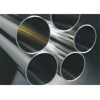 300 Series Inox 316L Stainless Steel Round Pipe , Welding Stainless Steel Pipe Manufactures