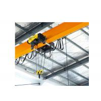 3 Phase Assembled Low Headroom Electric Hoist European Style 200v To 600v Manufactures