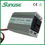 Portable Single Phase DC / AC 12 Volt to 220 Volt Modified Sine Wave Inverter 150W Manufactures