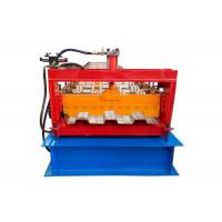 PLC Control System Floor Deck Roll Forming Machine For Construction Building Manufactures