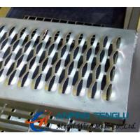 Diamond Hole Safety Grating Safety for Walk Way With Slip-Resistant Manufactures