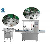 Fully Automatic Toner Filling Machine 10-30ml For Small Container Manufactures