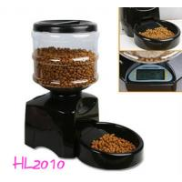 China Portion Control Digital Automatic Pet Feeders on sale