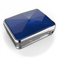 ABS Sapphire Mini GPS Tracker with SOS One Key Emergency Function and Auto Dialing Manufactures