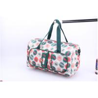 Beautiful flower printing carry on luggage for business or travel Manufactures