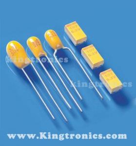 Kingtronics Kt CKT-Chip Tantalum Capacitor-SMD Manufactures