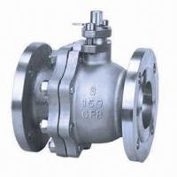 API 6D Floating Ball Valve, Sized DN 15 to 250 Manufactures